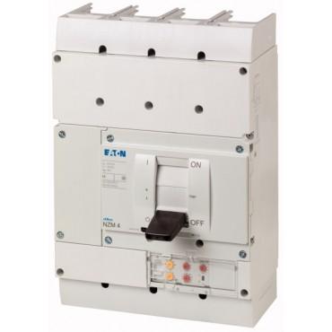Wyłącznik mocy 1250A 4P 50kA NZMN4-4-VE1250/800 265982