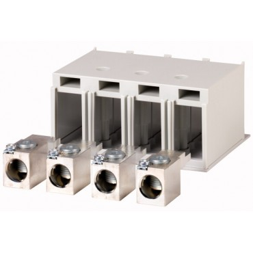 Zacisk tunelowy 4P 16-185mm2 NZM2-4-XKA (komplet na jedną stronę 4szt.) 271458