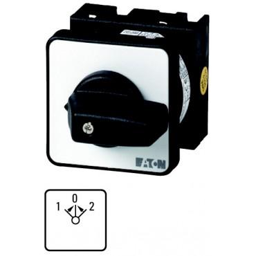 Łącznik krzywkowy 1-0-2 2P 20A do wbudowania T0-2-8215/E 022236