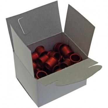 Wstawka kalibrowa D01 E14 10A czerwona 10GN01