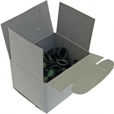 Wstawka kalibrowa D01 E14 6A zielona 6GN01