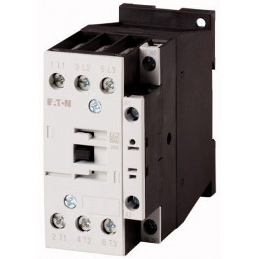 Stycznik mocy 32A 3P 24-27V DC 1Z 0R DILM32-10 (RDC24) 277274