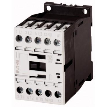 Stycznik mocy 15A 3P 230V AC 1Z 0R DILM15-10 (230V50HZ,240V60HZ) 290058