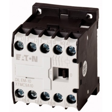 Stycznik mocy 9A 3P 230V AC 1Z 0R DILEM-10(230V50HZ,240V60HZ) 051786