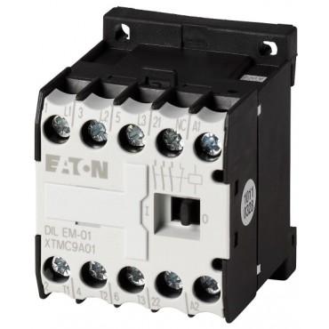 Stycznik mocy 9A 3P 230V AC 0Z 1R DILEM-01(230V50HZ,240V60HZ) 051795