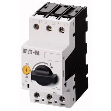 Wyłącznik silnikowy 3P 0,12kW 0,4-0,63A PKZM0-0,63 072733