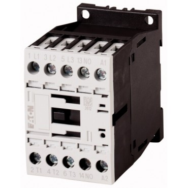Stycznik mocy 12A 3P 230V AC 1Z 0R DILM12-10(230V50HZ,240V60HZ) 276830