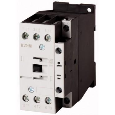 Stycznik mocy 25A 3P 230V AC 1Z 0R DILM25-10(230V50HZ,240V60HZ) 277132
