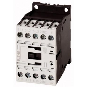 Stycznik mocy 7A 3P 24V DC 0Z 1R DILM7-01(24VDC) 276600