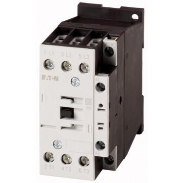Stycznik mocy 25A 3P 24-27V DC 0Z 1R DILM25-01(RDC24) 277178