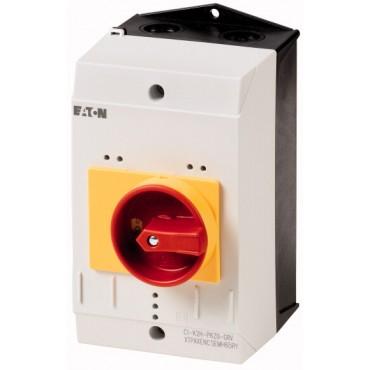 Obudowa wyłącznika silnikowego IP65 natynkowa CI-K2-PKZ0-GR 219655
