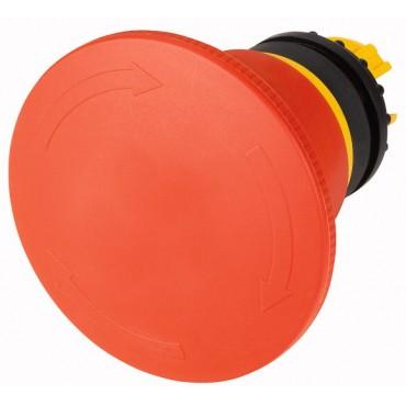 Napęd przycisku grzybkowego czerwony przez obrót M22-PVT45P 121462