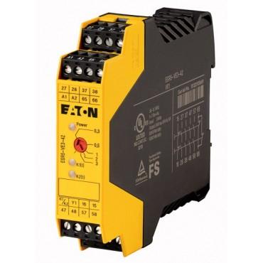 Dodatkowe styki przekaźnika bezpieczeństwa z opóźnieniem ESR5-VE3-42 118706