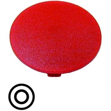 Wkładka przycisku grzybkowego czerwona /O/ M22-XDP-R-X0 218157