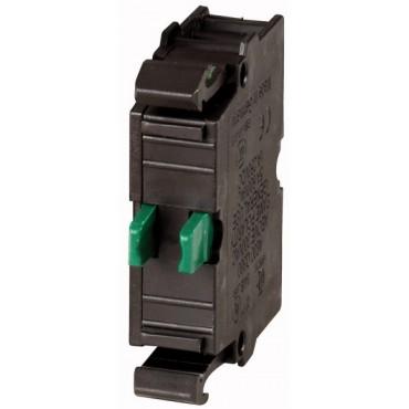 Styk pomocniczy 1Z montaż czołowy M22-K10P 110835
