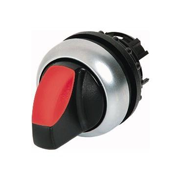 Napęd przełącznika 2 połozeniowy czerwony z podświetleniem z samopowrotem M22-WLK-R 216814