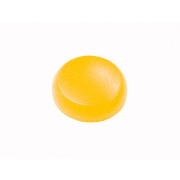 Wkładka do przycisku 22mm płaska żółta bez opisu  M22-XL-Y 216456