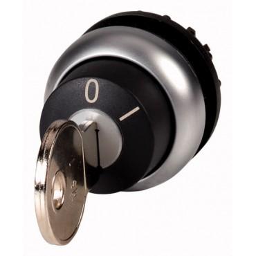 Napęd przełącznika 2 położeniowy z kluczem bez samopowrotu M22-WRS-A1 229092