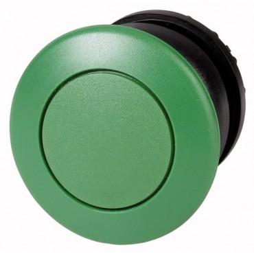 Napęd przycisku grzybkowego zielony z samopowrotem M22S-DP-G 216717