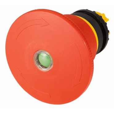 Napęd przycisku grzybkowego przez obrót bez podświetlenia ze wskaźnikiem stanu M22-PVT45P-MPI 121463