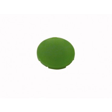 Wkładka przycisku 22mm płaska zielona bez opisu M22-XD-G 216424