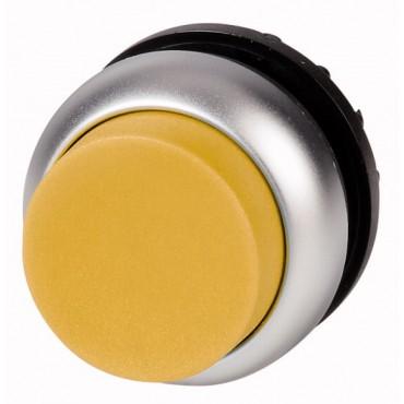 Napęd przycisku żółty z podświetleniem z samopowrotem M22-DLH-Y 216971