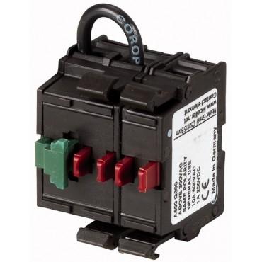Styk pomocniczy z samokontrolą 1Z 2R montaż czołowy M22-K02SMC10 121474