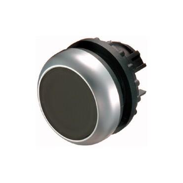 Napęd przycisku czarny z samopowrotem M22-D-S 216590