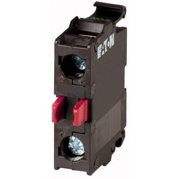 Styk pomocniczy 1R montaż do ścianki tylnej M22-KC01 216382
