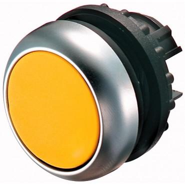 Napęd przycisku żółty z podświetleniem z samopowrotem M22-DL-Y 216929