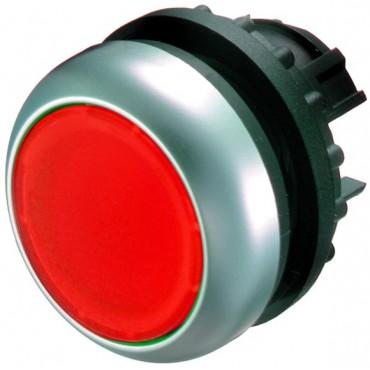 Napęd przycisku czerwony z podświetleniem bez samopowrotu M22-DRL-R 216946