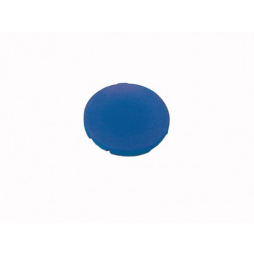 Wkładka do przycisku 22mm płaska niebieska bez opisu M22-XD-B 216426
