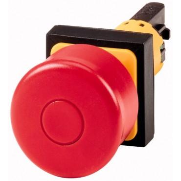 Napęd przycisku grzybkowego czerwony przez pociągnięcie Q25PV 072370