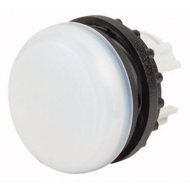 Główka lampki sygnalizacyjnej 22mm biała M22-L-W 216771