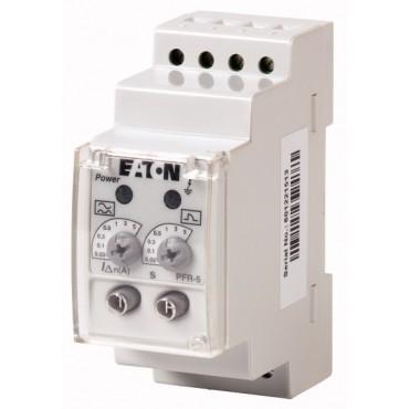 Przekaźnik różnicowoprądowy 0,03-5A 0,02-5sek PFR-5 285557