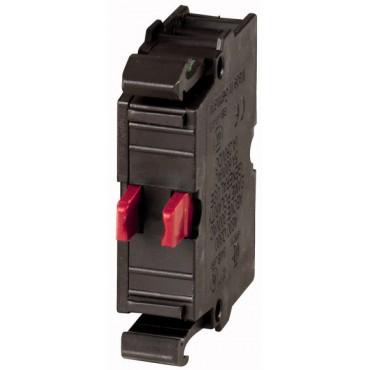 Styk pomocniczy 1R montaż czołowy M22-K01 216378