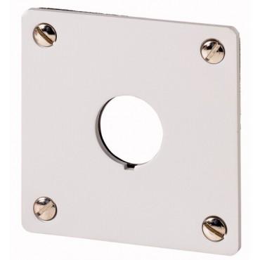 Płyta czołowa do montażu podtynkowego 1-otwór 22mm M22-E1 216541