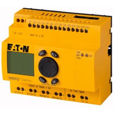 easySafety Przekaźnik bezpieczeństwa 14we 4wy przekaźnikowe ES4P-221-DRXD1 111019