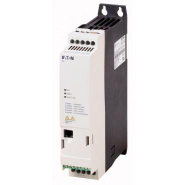 Układ rozruchowy DE1 0,75kW 3-fazowy 400V filtr RFI DE1-342D1FN-N20N 174334