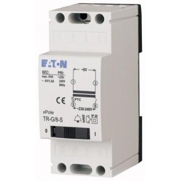 Transformator dzwonkowy 230V/(4-8-12V) AC 1-1-0,67A TR-G3/8 272481