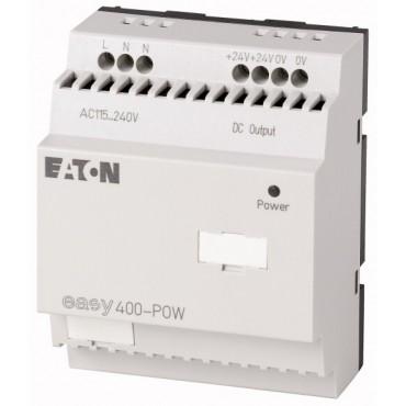 Zasilacz stabilizowany 230VAC/24VDC 1,25A EASY400-POW 212319