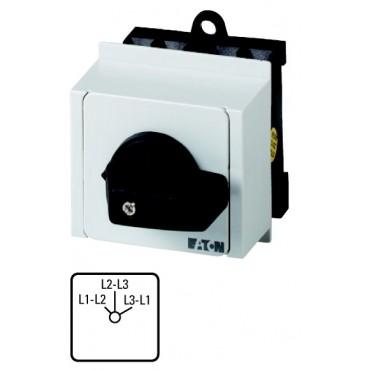 Przełącznik woltomierza 3xL-L w obudowie T0-2-15922/IVS 060218