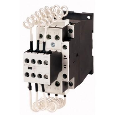 Stycznik do baterii kondensatorowych 3P 12,5kvar 1Z 1R 230V AC DILK12-11 293988