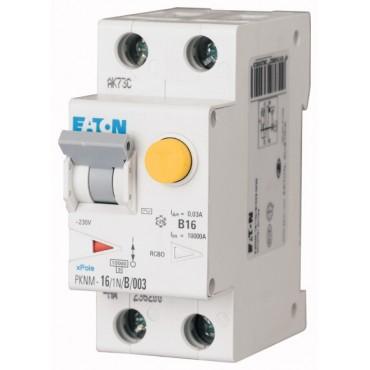 Wyłącznik różnicowo-nadprądowy 2P 10A B 0,03A typ AC PKNM 10/1N/B/003-MW 236067