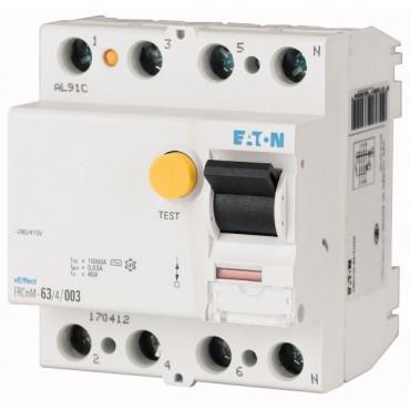 Wyłącznik różnicowoprądowy 4P 40A 0,03A typ U FRCmM-40/4/003-U 170454