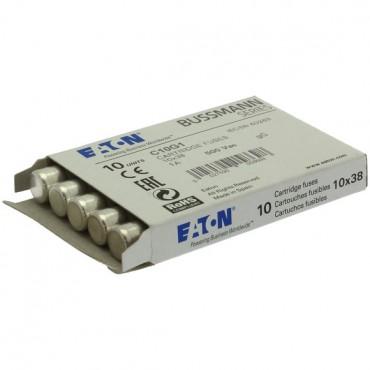 Wkładka bezpiecznikowa cylindryczna 10x38mm 1A gG 500V C10G1