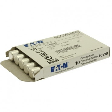Wkładka bezpiecznikowa cylindryczna 10x38mm 20A gG 500V C10G20
