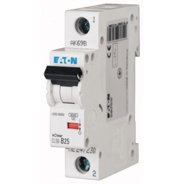 Wyłącznik nadprądowy 1P B 25A 6kA AC CLS6-B25-DP 270342