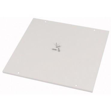 Pokrywa dachowa 300x1200mm IP40/IP55 pełna łącznie ze śrubami XVTL-MP/T-12/3 114685