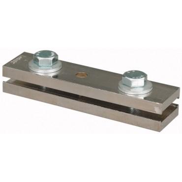 Łącznik szyn 1-biegunowy 630A BBT-CU20-30X5/10-150 107202